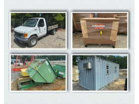 ERS - Equipment Rental Services - Equipment, Vehicle and Tool Surplus Auction featured photo 1