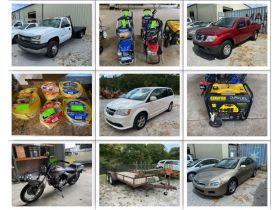 September Consignment Auction - Vehicles, Tools, Equipment and More! featured photo 1