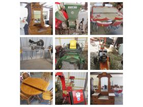 Lawn & Shop Equipment, Tools, Furniture & Personal Property at Absolute Online Auction featured photo 1