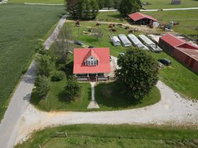 House, Barns and 91 Acres in Tracts - Tractors and Equipment at Absolute Auction featured photo 6