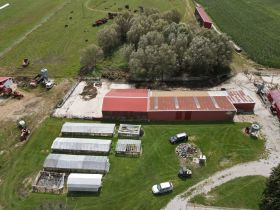 House, Barns and 91 Acres in Tracts - Tractors and Equipment at Absolute Auction featured photo 7