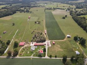 House, Barns and 91 Acres in Tracts - Tractors and Equipment at Absolute Auction featured photo 9
