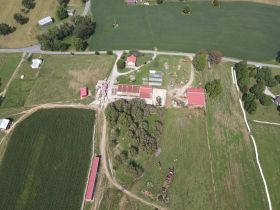House, Barns and 91 Acres in Tracts - Tractors and Equipment at Absolute Auction featured photo 10