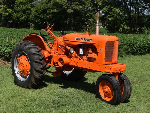 Timpner Tractor Collection Auction featured photo