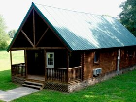 Secluded Log Cabin