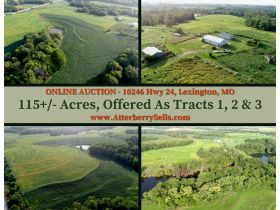 Farm 1 - 115 Acres, More or Less