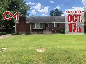 ESTATE AUCTION: 4 BR, 2 BA Home with Hardwood Floors - Carport with Storage featured photo 1