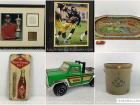 Collectibles, Tin Toys, Advertising featured photo 1