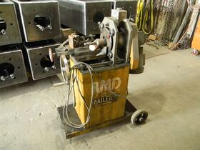 Labyrinth Industrial Excess Fabrication Equipment featured photo 8
