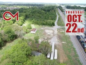AUCTION: 7.03+/- Acres with Multi-Zoning features 3,857+/- Sq. Ft. Building on 3.43+/- Acres Zoned Commercial General and 3.60+/- Acres Zoned Residential featured photo 1