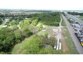 AUCTION: 7.03+/- Acres with Multi-Zoning features 3,857+/- Sq. Ft. Building on 3.43+/- Acres Zoned Commercial General and 3.60+/- Acres Zoned Residential featured photo 2
