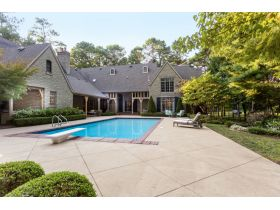 BEAUTIFUL HOME  AND WOODED LOT WITH A TENNIS COURT IN THE GATED COVINGTON GROVE SUBDIVISION featured photo 3
