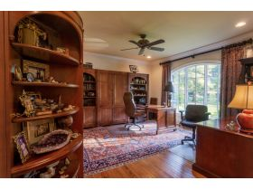 BEAUTIFUL HOME  AND WOODED LOT WITH A TENNIS COURT IN THE GATED COVINGTON GROVE SUBDIVISION featured photo 6