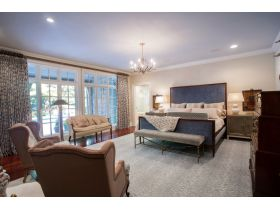 BEAUTIFUL HOME  AND WOODED LOT WITH A TENNIS COURT IN THE GATED COVINGTON GROVE SUBDIVISION featured photo 7