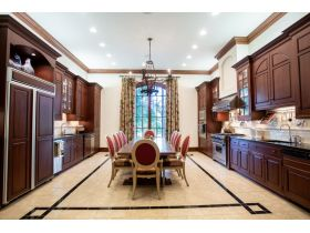 BEAUTIFUL HOME  AND WOODED LOT WITH A TENNIS COURT IN THE GATED COVINGTON GROVE SUBDIVISION featured photo 10