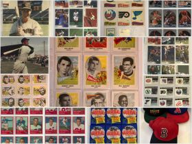 The Sandy Dobbrow Sports Memorabilia Collection Auction No3- Online Only featured photo 1