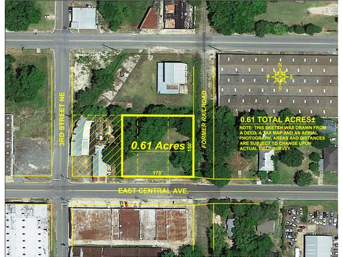 COMMERCIAL LOTS   DOWNTOWN MOULTRIE featured photo