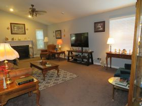Not Your Typical Duplex....Space Galore!! Perfect Setup To Owner Occupy One Side & Have Income Coming In From The Other! 5312-5314 Godas Circle, Columbia, MO featured photo 12