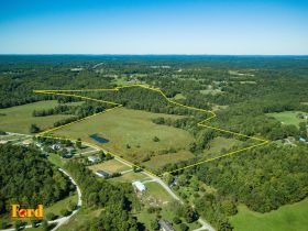 Approx. 97 Acres (Offered in 9 Tracts) of the Late Dora Verna Stafford Estate at Absolute Live Auction featured photo 1