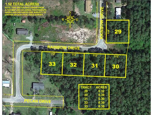 ABSOLUTE AUCTION   5 RESIDENTIAL LOTS   PINELAND ESTATES SUBDIVISON featured photo