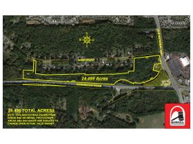 Absolute Auction   24 Acres ± Development Tract   Great Location featured photo 2