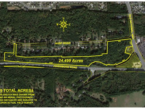 Absolute Auction   24 Acres ± Development Tract   Great Location featured photo