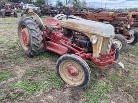 Hayes Project Tractor, Parts, and Implements - Day 2 featured photo 3