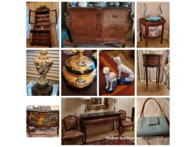 Large Antique, Collectibles and Furniture Online Auction featured photo 1