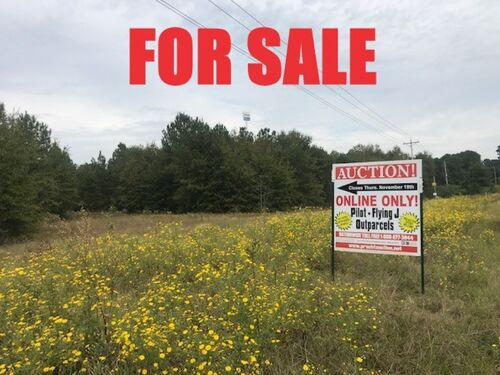 REAL ESTATE - FOR SALE! 24.8+/-ACRE OUT-PARCEL (Divided or Whole) ST MATTHEWS, CALHOUN COUNTY, SOUTH CAROLINA featured photo