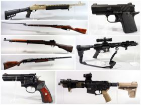 Ready, Fire, Aim! Firearm And Sportsman Auction featured photo 1