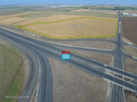 Flying J/Pilot I-90 Frontage Outparcel-27.55 Acres-Zoned Rural Freeway Commercial featured photo 9