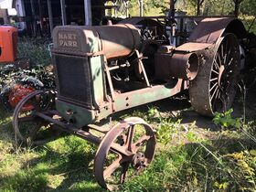 Antique Tractor Auction featured photo 1