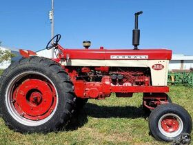 Eyer Collection of Tractors, Implements, Parts & Farm Primitives featured photo 1