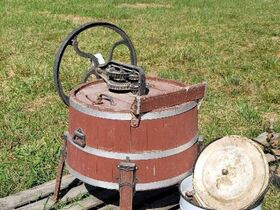 Eyer Collection of Tractors, Implements, Parts & Farm Primitives featured photo 8