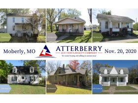 Six Properties - Income Properties or First Homes, Sell To High Bidder In Moberly, MO featured photo 2