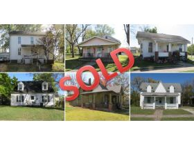 Six Properties - Income Properties or First Homes, Sell To High Bidder In Moberly, MO featured photo 1