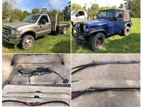*ENDED* Vehicle, Equipment & Firearms Auction - Gibsonia, PA featured photo 1