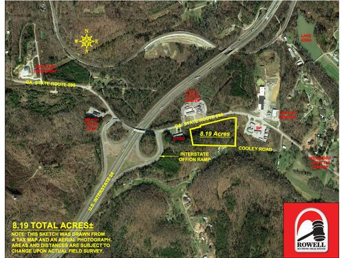Prime Interstate Commercial Development Tract - Out-Parcels of FlyingJ/Pilot featured photo