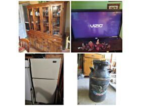 Furniture, Jewelry, Home Furnishings, Tools & Personal Property at Absolute Online Auction featured photo 1