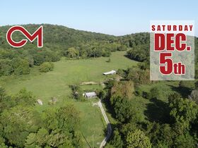 AUCTION featuring 450+/- Acres Offered in Large Tracts in Rockvale, TN - Newman Road featured photo 1