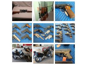 NOVEMBER GOVERNMENT FIREARMS AND MORE  AUCTION featured photo 1