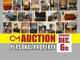 ONLINE ESTATE AUCTION: 2011 Lexus RX 350, Zero Turn Mower, Trailer, Furniture, Electronics and More! featured photo 1