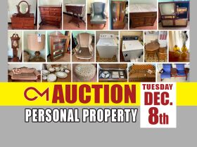 Online Only AUCTION: Antique Furniture - Vintage Decor - Appliances - and More! featured photo 1