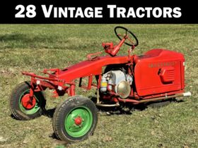 Kruer Estate Vintage Tractor & Antiques Online Only Auction featured photo 1