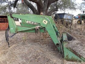 STEVEN EBENKAMP ESTATE - Older Farm Equipment, Implements featured photo 6