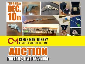 ONLINE ONLY AUCTION featuring Firearms, Jewelry, Copper Cookware and More! featured photo 1