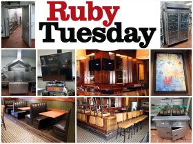 montage or Ruby Tuesday disposal sale including fu