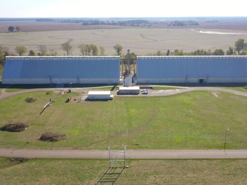 Cotton Seed Storage Facility on 25 Acres in Covington, TN featured photo