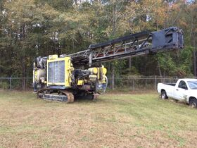 Atlas Copco Drill Rig, Trucks, New Central Air Condensers, Trailers, Electrical Contractor Supplies and Much More featured photo 3