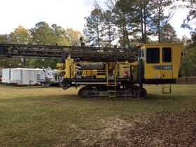 Atlas Copco Drill Rig, Trucks, New Central Air Condensers, Trailers, Electrical Contractor Supplies and Much More featured photo 1